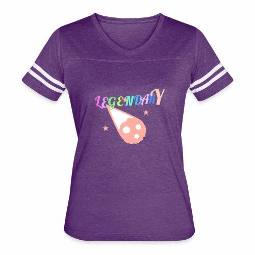 Legendary - Women's Vintage Sport T-Shirt