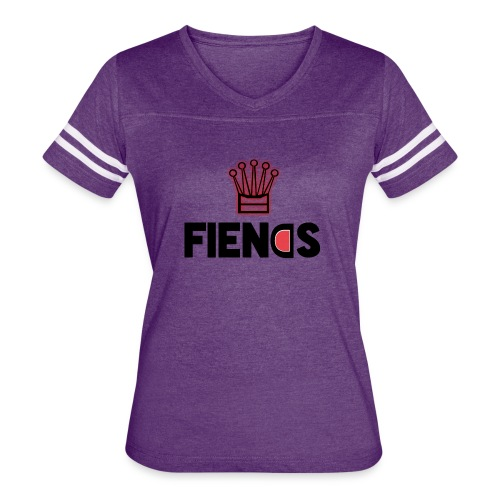 Fiends Design - Women's Vintage Sport T-Shirt