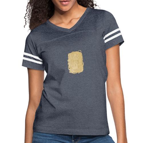 Hokkien Mee - Women's Vintage Sport T-Shirt