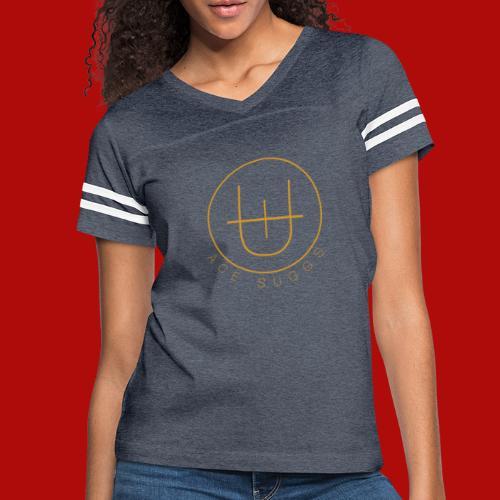 Ace Logo - Women's Vintage Sport T-Shirt
