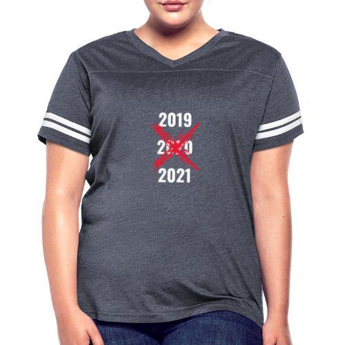 No 2020 - Women's Vintage Sport T-Shirt