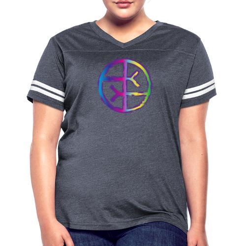 Empath Symbol - Women's Vintage Sport T-Shirt