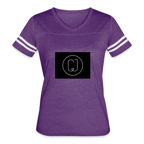 CJ - Women's Vintage Sport T-Shirt