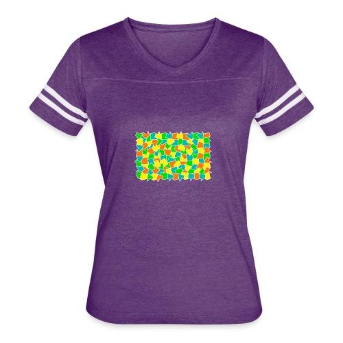 Dynamic movement - Women's Vintage Sport T-Shirt