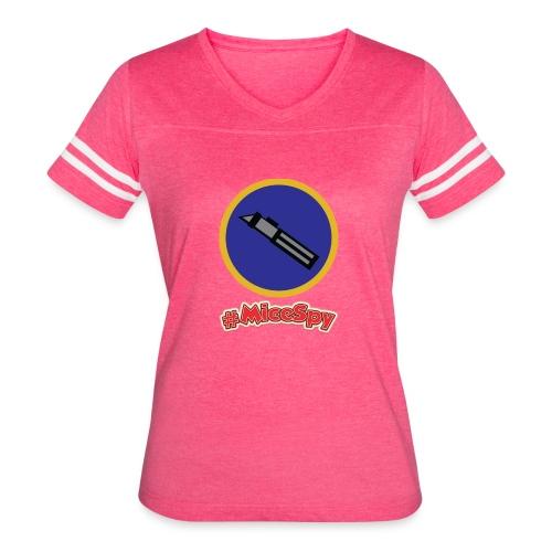 Star Wars Launch Bay Explorer Badge - Women's Vintage Sport T-Shirt