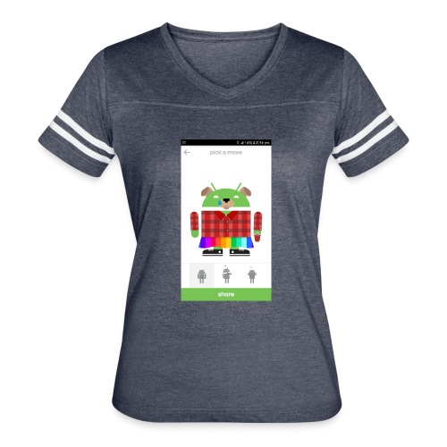 google cool - Women's Vintage Sport T-Shirt