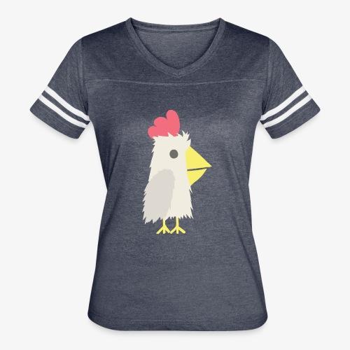 Chicken - Women's Vintage Sport T-Shirt