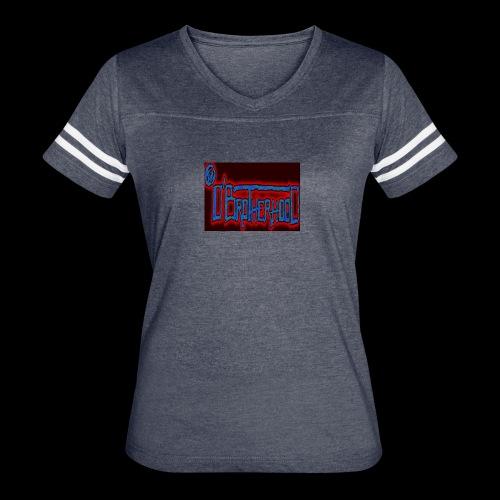 The D'BroTHerHooD Logo - Women's Vintage Sport T-Shirt
