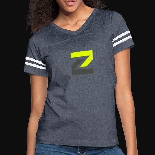 team Zecro official logo - Women's Vintage Sports T-Shirt