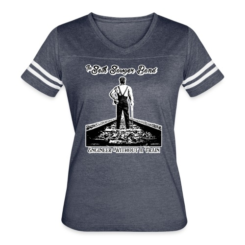 SSB Engineer Without a Train - Women's Vintage Sport T-Shirt