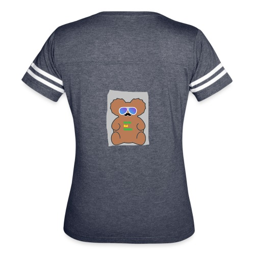 Aussie Dad Gaming Koala - Women's Vintage Sport T-Shirt