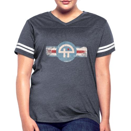 Join the TWiT Air Force - Women's Vintage Sport T-Shirt