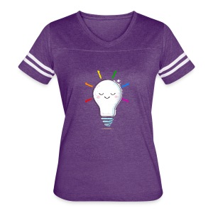 Lighten Up - Women's Vintage Sport T-Shirt