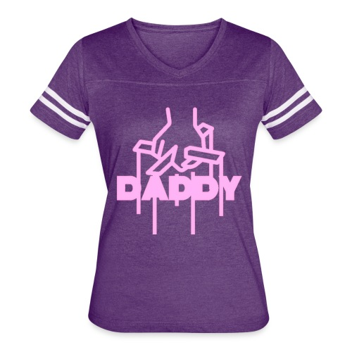 DaddyPink - Women's Vintage Sport T-Shirt