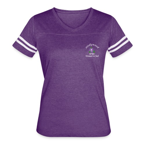 HWC Scoop Neck Women's Tee - Women's Vintage Sport T-Shirt