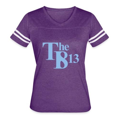 TBisthe813 Columbia Blue - Women's Vintage Sport T-Shirt