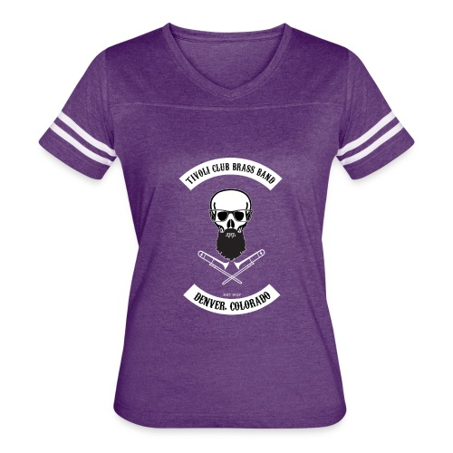 Tivoli Club Brass Band - Women's Vintage Sport T-Shirt
