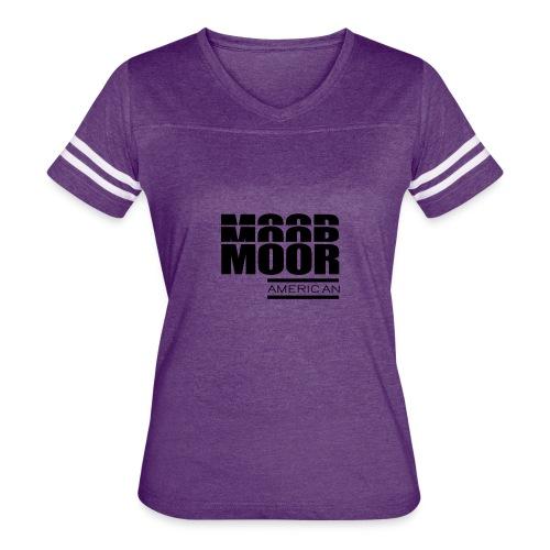 Moor American - Women's Vintage Sport T-Shirt