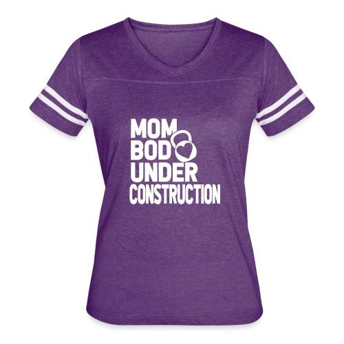 MOM BOD - Women's Vintage Sport T-Shirt