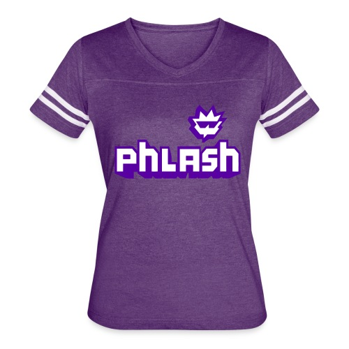 phlash itch - Women's Vintage Sport T-Shirt