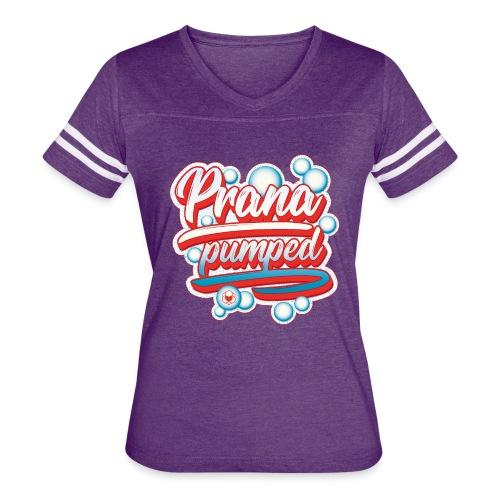 Prana Pumped - Women's Vintage Sport T-Shirt