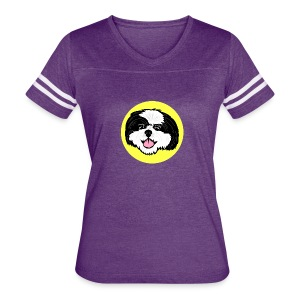 Skeeter Yellow - Women's Vintage Sport T-Shirt
