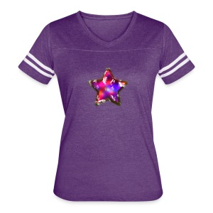 Universe In A Star. - Women's Vintage Sport T-Shirt