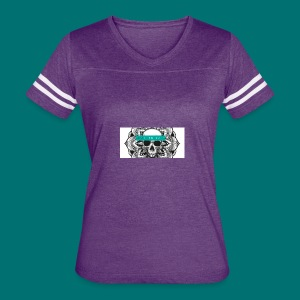 Lost in Fate Design #2 - Women's Vintage Sport T-Shirt