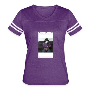 Clothes For Akif Abdoulakime - Women's Vintage Sport T-Shirt