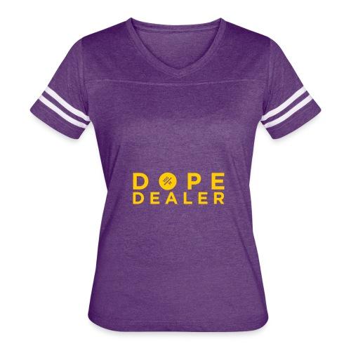 Dope Dealer - Women's Vintage Sport T-Shirt