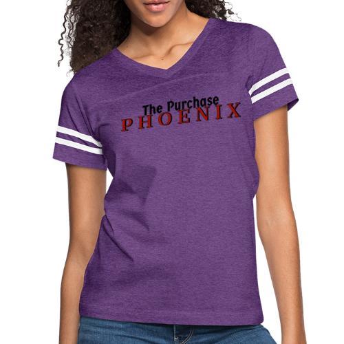 The Classic Phoenix - Women's Vintage Sports T-Shirt