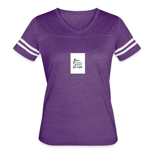 Throw kindness around - Women's Vintage Sport T-Shirt