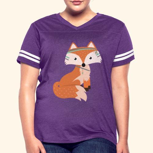 Felix Fox - Women's Vintage Sport T-Shirt