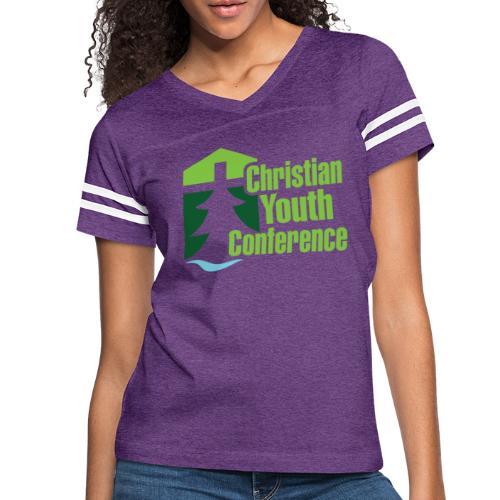 CYC Logo - Women's Vintage Sport T-Shirt