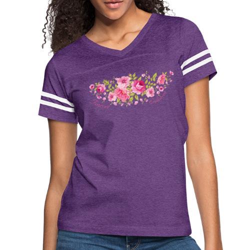 Forever Endeavor Roses - Women's Vintage Sport T-Shirt