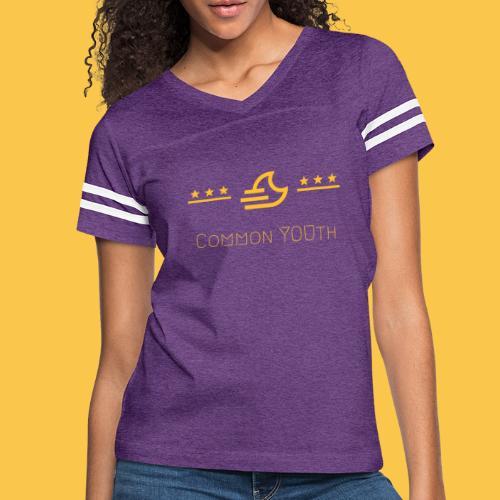 CommonYOUth - Women's Vintage Sport T-Shirt