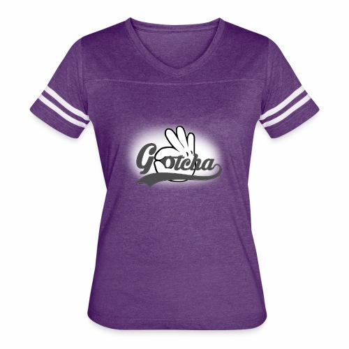 Gotcha - Women's Vintage Sport T-Shirt