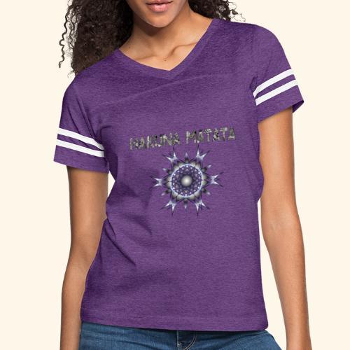 HAKUNA MATATA TRIBAL - Women's Vintage Sport T-Shirt