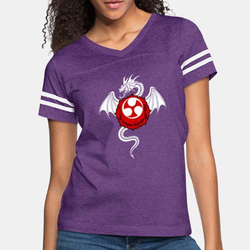 Dragon (W) - Larose Karate - Design Contest 2017 - Women's Vintage Sport T-Shirt