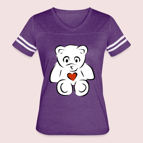 Sweethear - Women's Vintage Sport T-Shirt