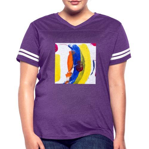 T shirt - Women's Vintage Sports T-Shirt