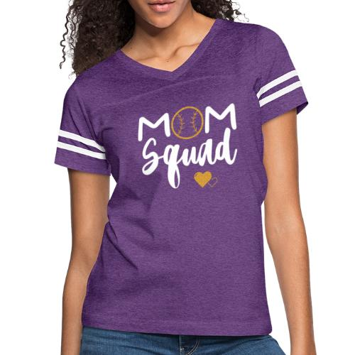 Mom Squad - Women's Vintage Sport T-Shirt