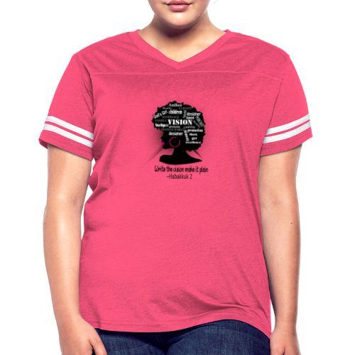 Vision - Women's Vintage Sport T-Shirt