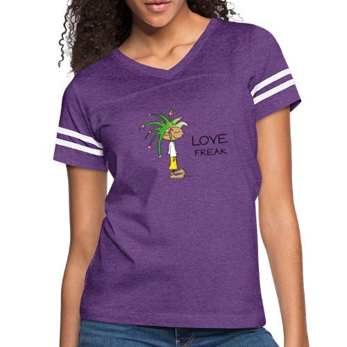 Love Freak - Women's Vintage Sport T-Shirt