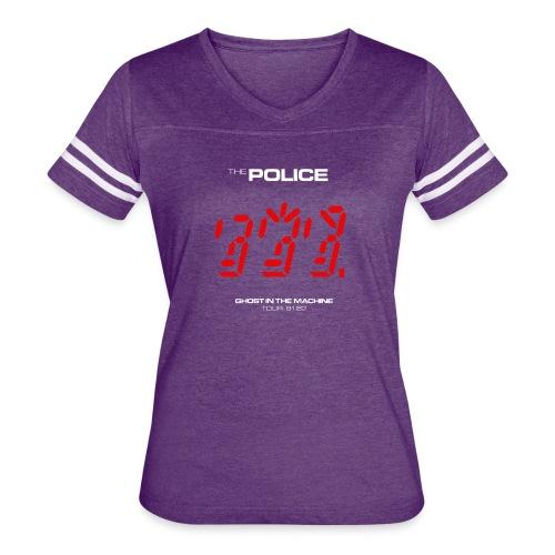 Ghost in the Machine - Women's Vintage Sport T-Shirt