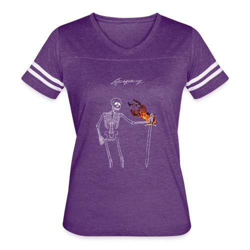 Dissent - Women's Vintage Sport T-Shirt