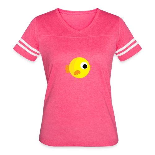 HENNYTHEPENNY1 01 - Women's Vintage Sport T-Shirt