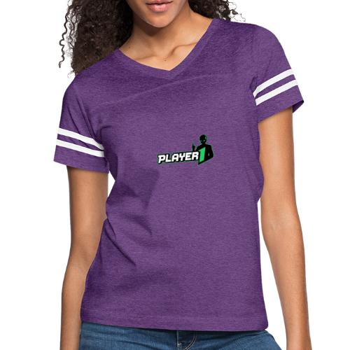 Player1 - Women's Vintage Sport T-Shirt