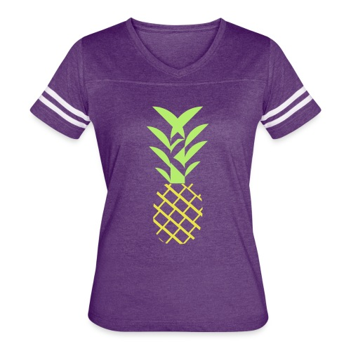 Pineapple flavor - Women's Vintage Sport T-Shirt