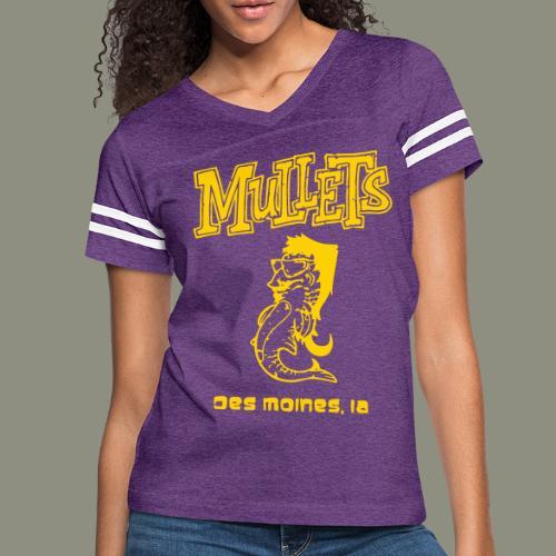 Mullets Color Series - Women's Vintage Sport T-Shirt
